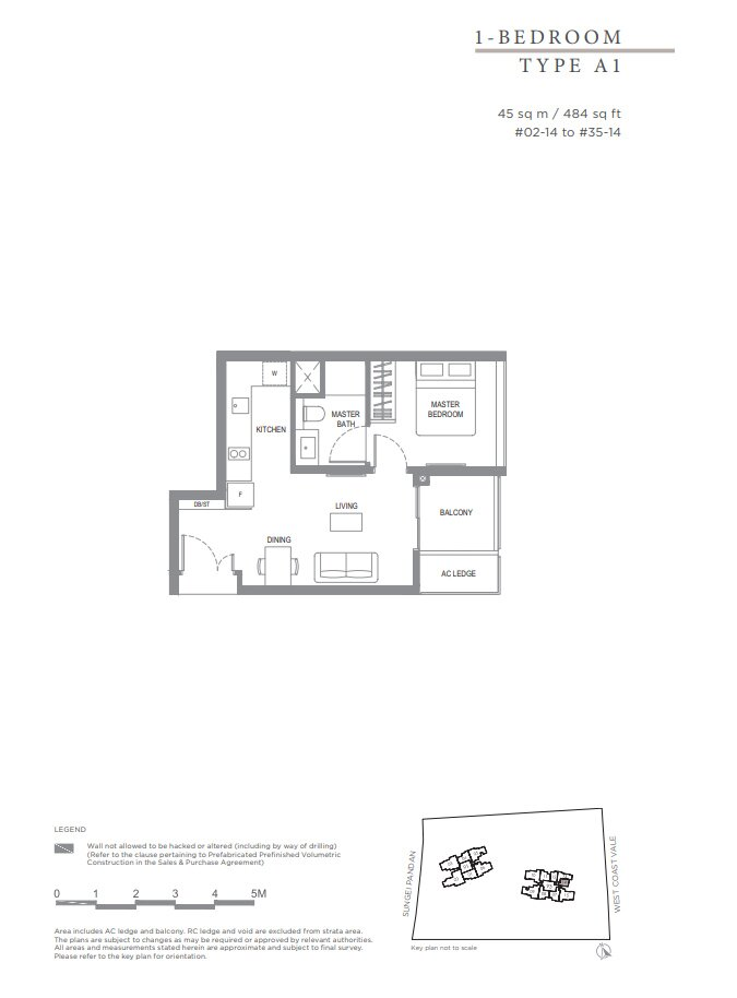 Twin_Vew_Floor_Plan_1_Bedroom_Type_A1