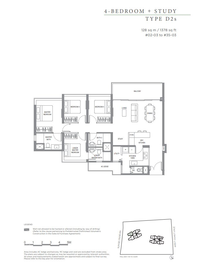 Twin_Vew_Floor_Plan_4_Bedroom_+_S_Type_D2s